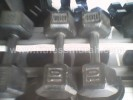 Dumbell fix hexa