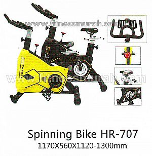 Spinning Bike HR-707